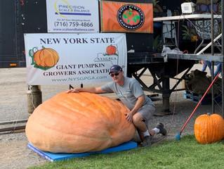 2021 World Pumpkin Weigh-Off
