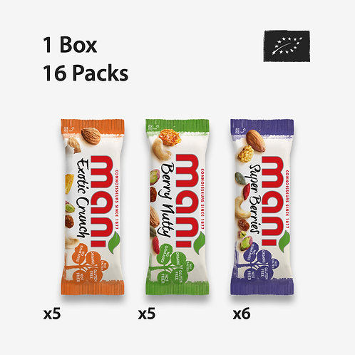 Mani Organic Variety Pack