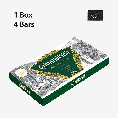 CimaNorma The Golden Age Chocolate Collection Box