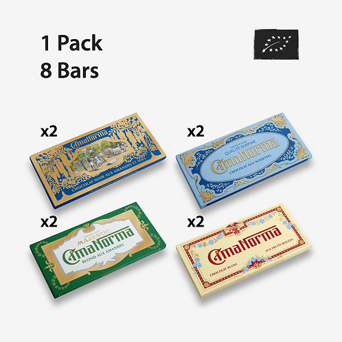 CimaNorma Chocolate Variety Pack