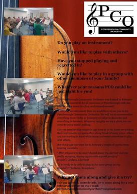 PCO flyer