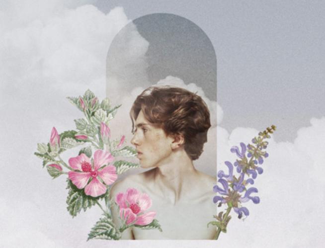 Cloud & Flowers