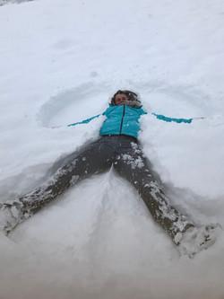 Spass im Schnee Outdoor Coaching