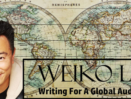 January Event: Writing for a Global Audience