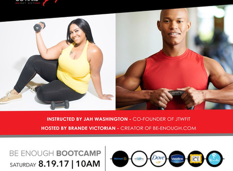 Be Enough Bootcamp At Harlem HIIT