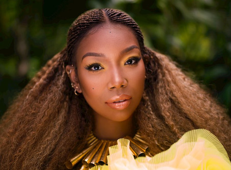 A Conversation With Brandy On Protecting Your Peace And What Being Strong Really Means