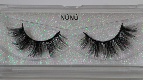 26688748396 A selection of our cruelty free mink has been carefully handcrafted and  layered to created a one of our best selling thick mink lashes.