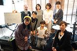 201124音cafe朗読教室 卒業式