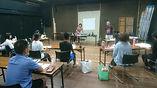180811『ドラマルシェ2018 「ゆっくり、じっくり 演劇で表現してみる8月」』講師担当【大阪】