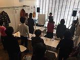 170228 音cafe朗読教室本講座開講【堺市】