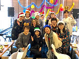 191224音cafe朗読教室クリスマス会
