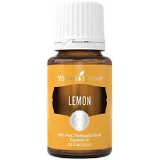 Lemon Essential Oil from Young Living