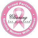 Proud Partner with Cleaning For A Reason, Serving Women With Cancer