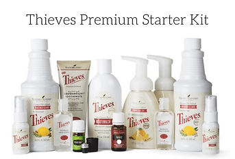 Thieves Premium Starter Kit from Young Living