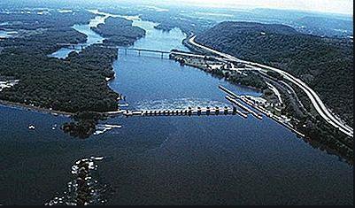 El jazz y el Río Mississippi
