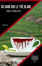 Du sang sur le thé blanc