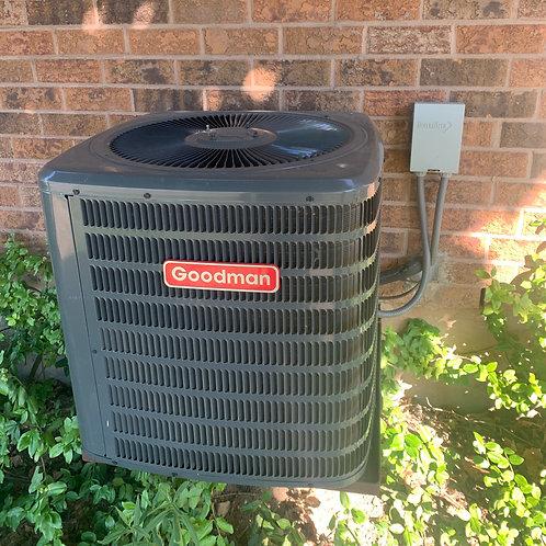 Cooling Maintenance Plan
