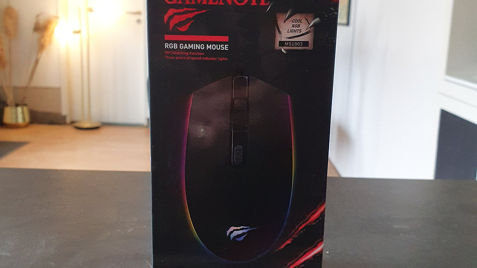 Havit Gaming Mus RGB