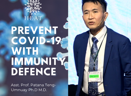 Preventing COVID-19 With Immunity Defense