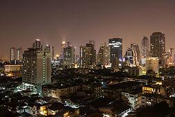 bangkok-aerial-skyline-view-at-night-in-