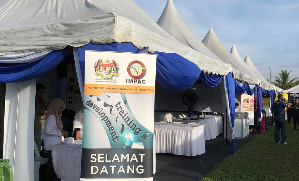 Venue: SMK Convent (M) Kajang, Selangor