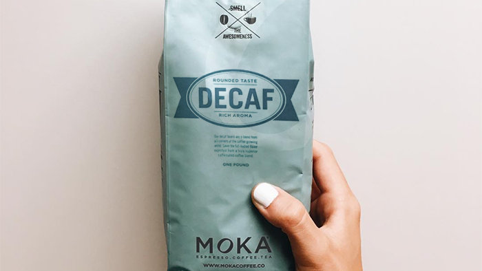 MOKA Decaf - Whole Bean