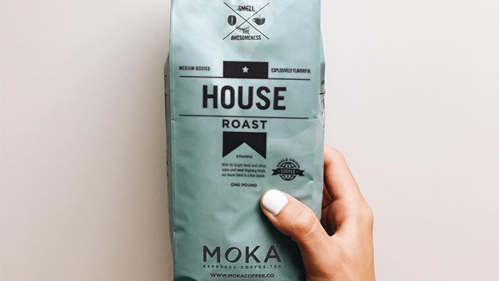 MOKA House Blend - Whole Bean