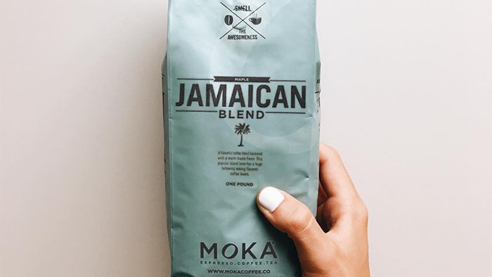 MOKA Jamaican - Whole Bean