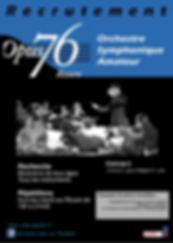 orchestre symphonique amateur rouen