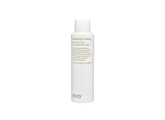 Evo Shebang-a-bang - Dry Spray Wax