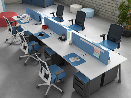 5 examples to improve productivity with office furniture