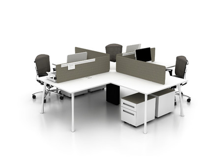 How to furnish a small office with limited budget