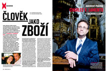 Lamento Interview - Prague