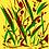 Thumbnail: Crafty Iris prints by Juniper Berry
