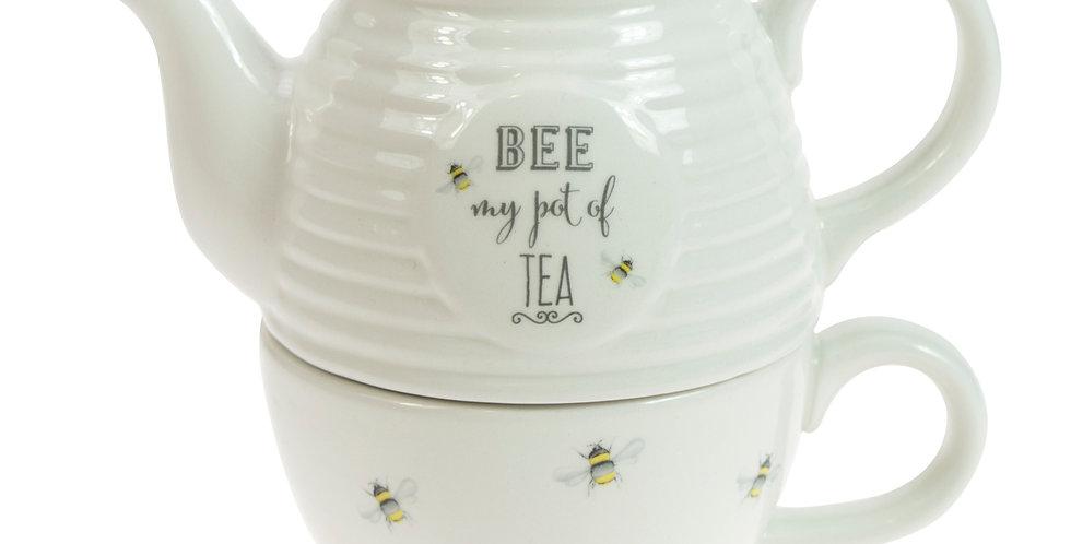 Bee Happy Tea For One