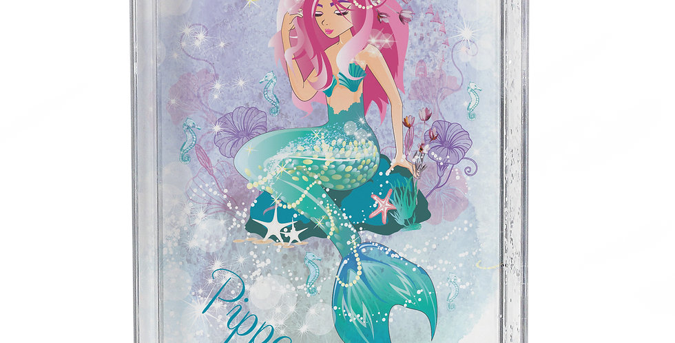 Mermaid Glitter Shaker