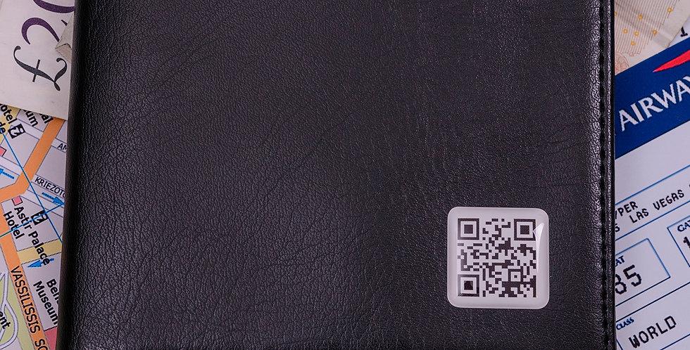 Secret Message QR Wallet