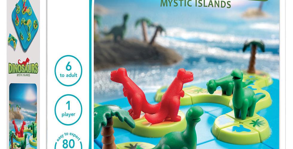 Dinosaur Mystic Islands - Smart Games