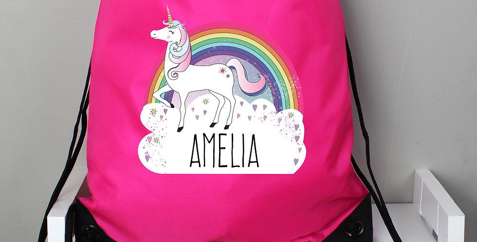 Pink Unicorn Kit Bag