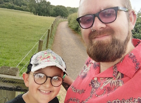 Stuart and William are determined to live a normal life with Nurofirbromatosis.