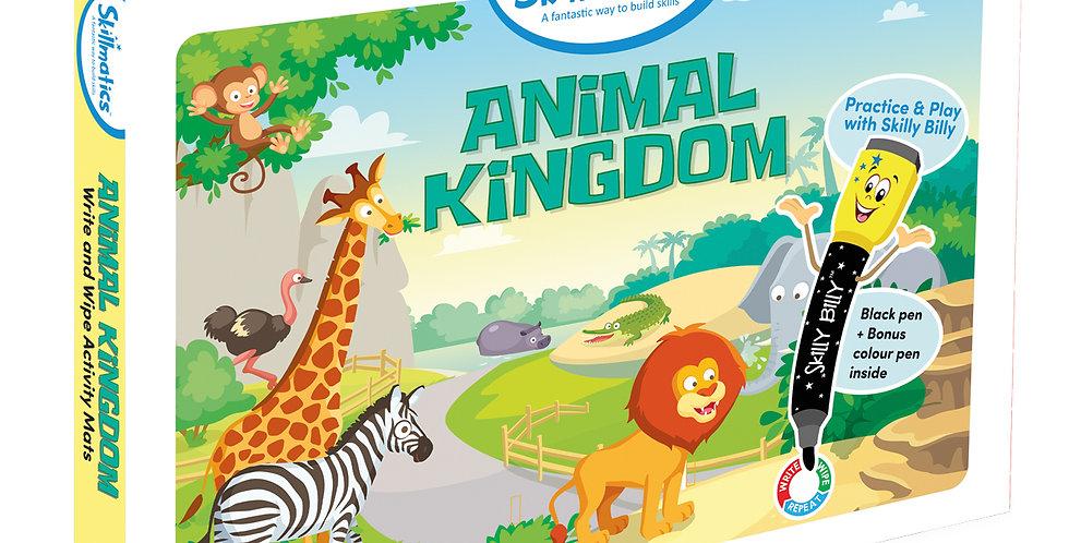 Animal Kingdom - Skillmatics