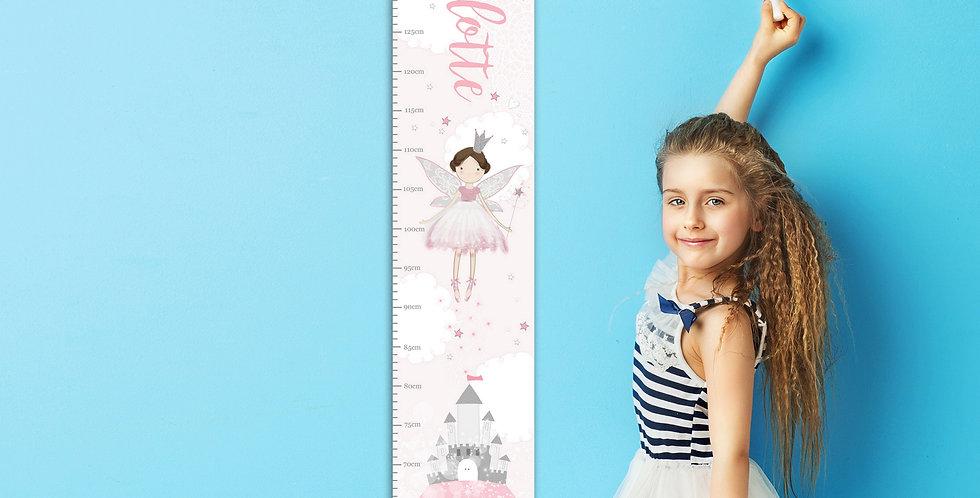 Fairy Princess Height Chart