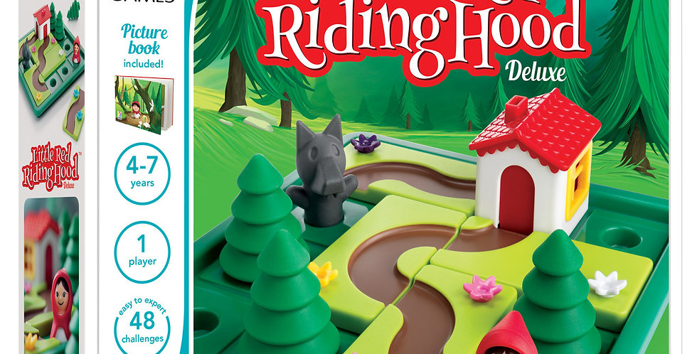 Little Red Riding Hood Deluxe - Smart Games