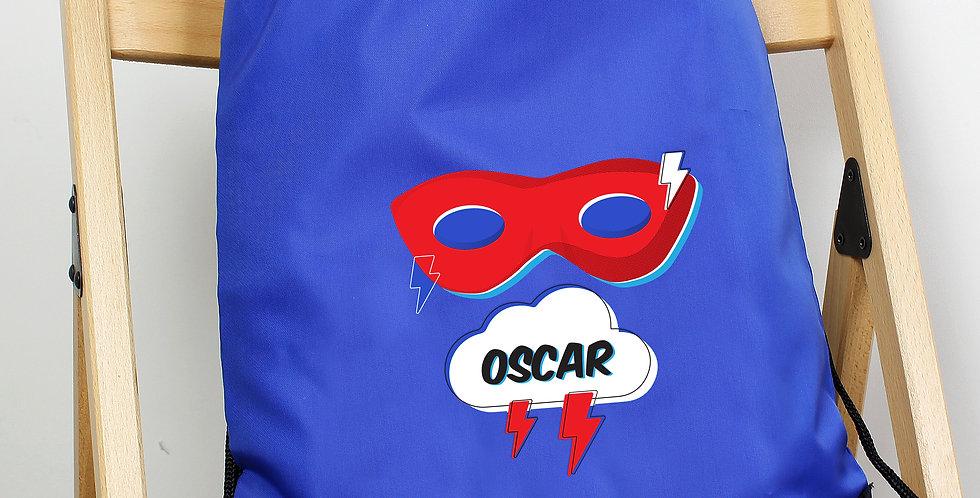 Superhero Blue Kit Bag