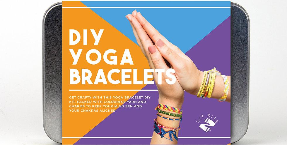 DIY Yoga Bracelet Kit