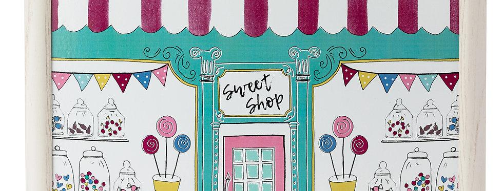 Ashley Thomas Collection - Sweet Shop Lap Tray