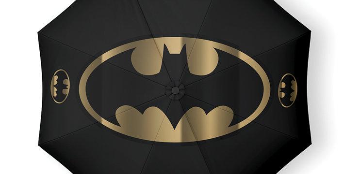 Batman (Bat and Gold) Umbrella