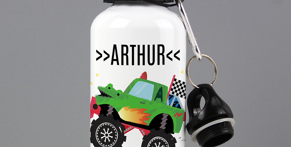 Monster Truck Drinks Bottle