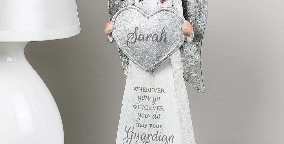 Personalised Guardian Angel Ornament