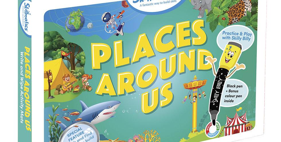 Places Around Us - Skillmatics